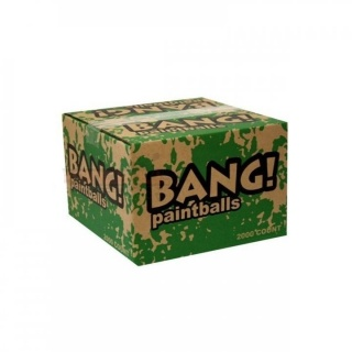 150 x Bile De Paintball Bang! Field
