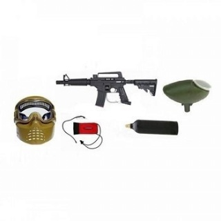 Tippmann Bravo One Tactical Edition Pack